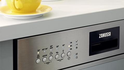 Ремонт посудомоечных машин Zanussi в Днепре (Днепропетровске)