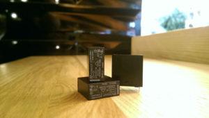 Реле FTR-K2AK012T варочных поверхностей электроплит Samsung.
