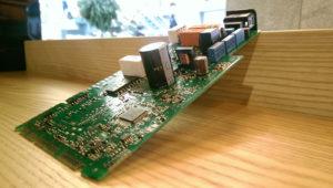 Электронный модуль плата управления посудомоечной машины Bosch.