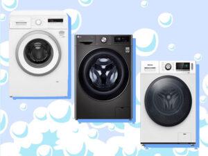 6 кращих пральних машин доступних ефективних
